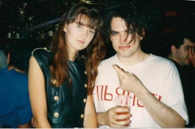 Jayne Pierson & Robert Smith, The Cure
